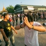 maître de cérémonie en Thaïlande — Photo