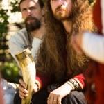 Historical festival in Russia — Stock Photo #29290951