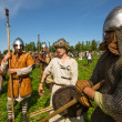 Stock Photo: Historical festival in Russia