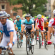 Стоковое фото: Cycling competition in Poland