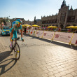 Tour de Pologne competition — Stock Photo