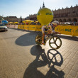 Tour de Pologne competition — Stock Photo #29325921