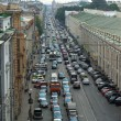 St. Petersburg traffic — Stock Photo #29326699