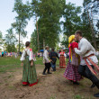 Celebrating Ivana Kupala in Russia — Stock Photo #29326767