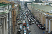 St. Petersburg traffic — Photo