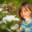 Little beautiful girl  — Stock Photo