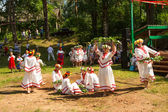 Vacances kupala ivan en russie — Photo