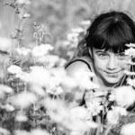niñita — Foto de Stock