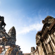 Angkor Wat - is the largest Hindu temple complex and religious monument in the world — Stock Photo #30010053