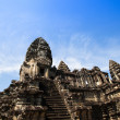Angkor Wat temple complex, Cambodia — Stock Photo #30174219