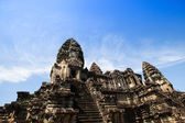 Angkor Wat temple complex, Cambodia — Stock Photo