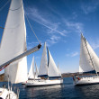 Yachting in Greece. Sailing. — Stock Photo #30693225