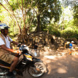 Street scene in Angkor Wat — Stock Photo #30969509