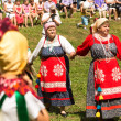 Local people celebrated Ivan Kupala Day — Stock Photo #30969677