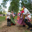 Local people celebrated IvKupalDay — Stockfoto #30969683