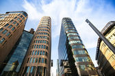 View of business center White Square, Moscow — Stock Photo