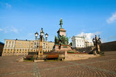 Senate Square, Helsinki, Finland. — Stock Photo