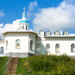 Monastery of Tervenichi (orthodox), Russia — Stock Photo