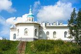 Monastery of Tervenichi (orthodox), Russia — Photo
