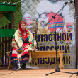 Local people celebrated IvKupalDay — Foto de stock #31782949