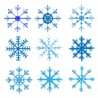 Snowflake — Stock Vector #31836783