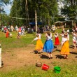 Local people celebrated IvKupalDay — Stockfoto #31894299