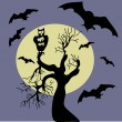 Halloween vector illustration — Stock Vector #31892407