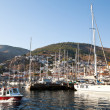 View of Hydrtown in Sep 25, 2012 in Hydra, Greece — Stock Photo #32446805