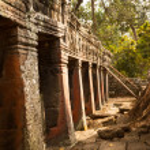 Angkor wat, siem reap, Kamboçya — Stok fotoğraf