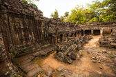 SIEM REAP, CAMBODIA - DEC 13: Angkor Wat — Stock Photo