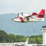 Maritim Malaysia Aerobatic Team — Stock Photo