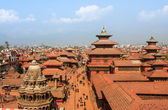 Durbar Square in Kathmandu, Nepal. — Stock Photo