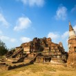 Temple Wat Mahathat in Ayutthaya — Stock Photo