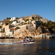 View of Hydra town — Stock Photo #33694369
