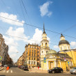 Historical center ST.PETERSBURG — Stockfoto #33694531