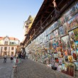 Historical center of Krakow — Stock Photo #34029251