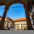 Royal palace in Wawel in Krakow — Lizenzfreies Foto