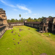 Angkor Wat Hindu temple — Stock Photo #34282149