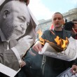 Protest against Vladimir Putin — Stock Photo