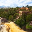 Mountains in Pai Canyon — Stock Photo