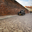 Royal palace in Wawel in Krakow, Poland. — Stock fotografie