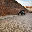 Royal palace in Wawel in Krakow, Poland. — Stockfoto