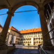 Royal palace in Wawel — Stock Photo