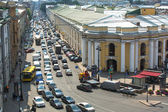 St.petersburg, rusko — Stock fotografie