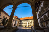 Royal palace in Wawel — Stock Photo
