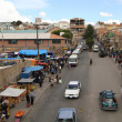 center of city, Potosi, Bolivia. — Stock Photo
