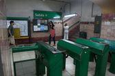 布宜诺斯艾利斯地铁 — 图库照片