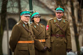 National Independence Day an Republic of Poland — ストック写真