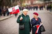 National Independence Day an Republic of Poland — Photo