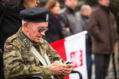 National Independence Day an Republic of Poland — Foto de Stock